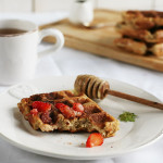 Gezonde wafel