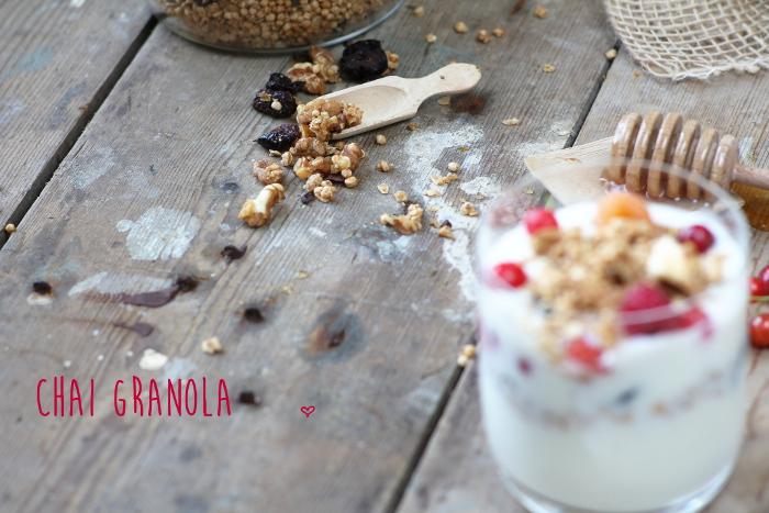 Chai granola 2