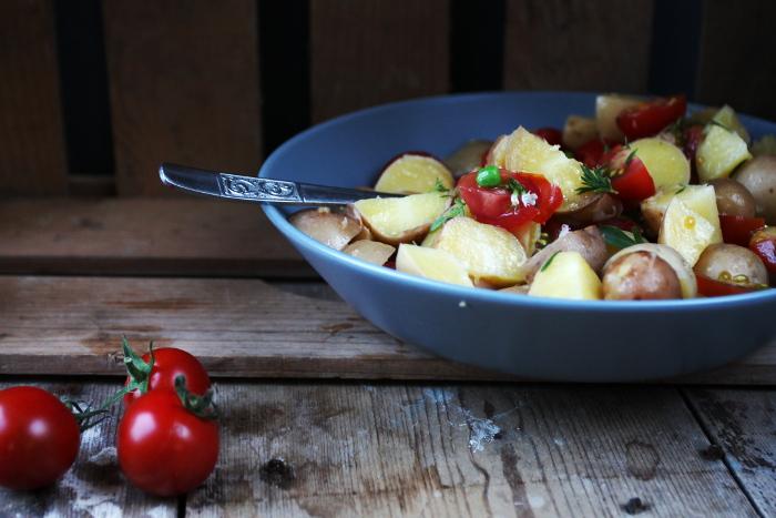 aardappelsalade 7