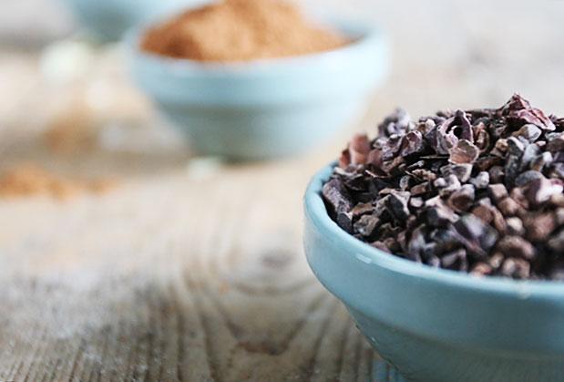 Cacao-nibbs