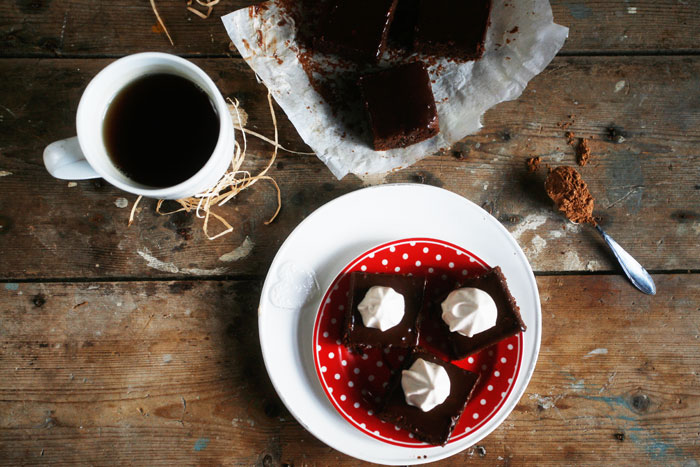 Brownies met Tony Chocolonely