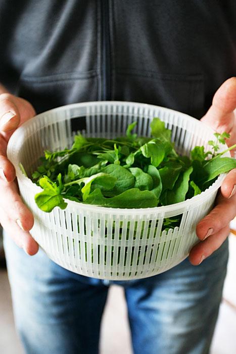 Eerste-salade