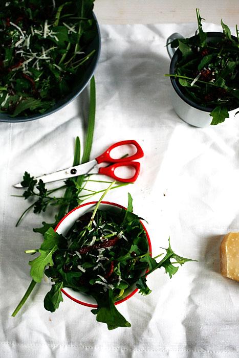 Kas-salade