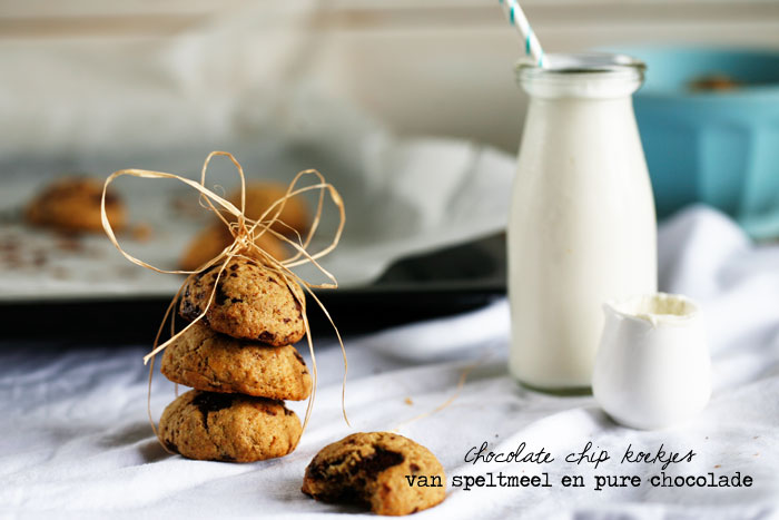 Chocolatechip-koekjes