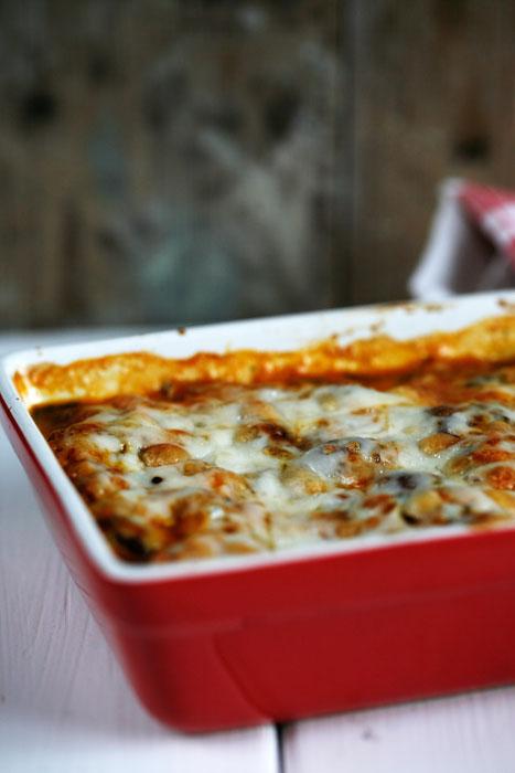 Lasagne-vega