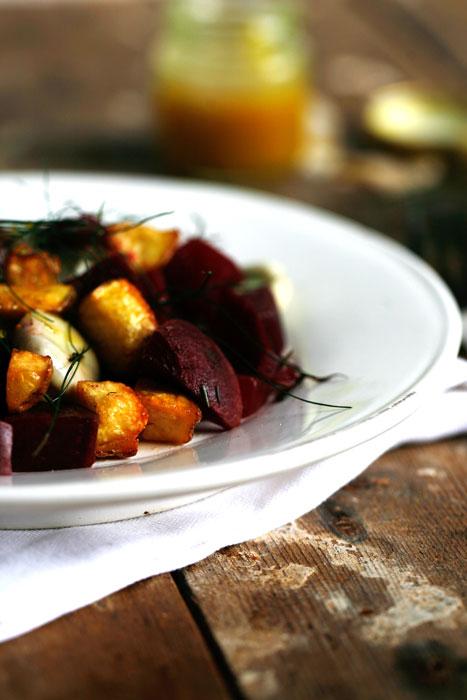 Salade-met-aardappel