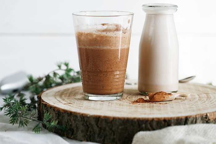 Chocolade-melk