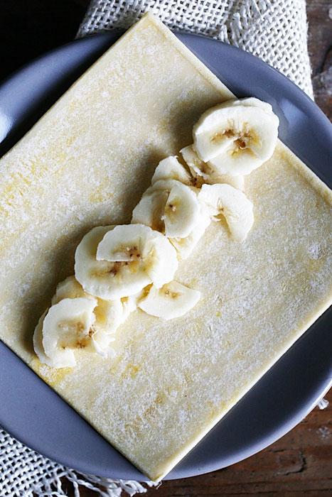 bladerdeeg-banaan